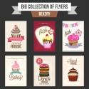 Plantilla: Flyer para negocio de cupcakes - PF00005