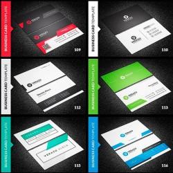 Plantillas: Colección de tarjetas personales - elige 1 diseño y lo modificamos