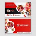 Plantilla: Tarjeta de presentación para cheff o cocina- PT00070