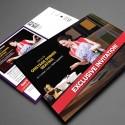 Millar de postales o flyer variados tamaños - Papel couche 350 gr. + Plastificado Mate