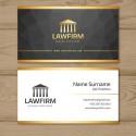 Plantilla: Tarjeta de visita para abogados - PT00096