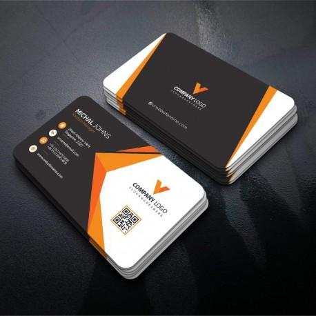 Tarjeta de presentación o negocio