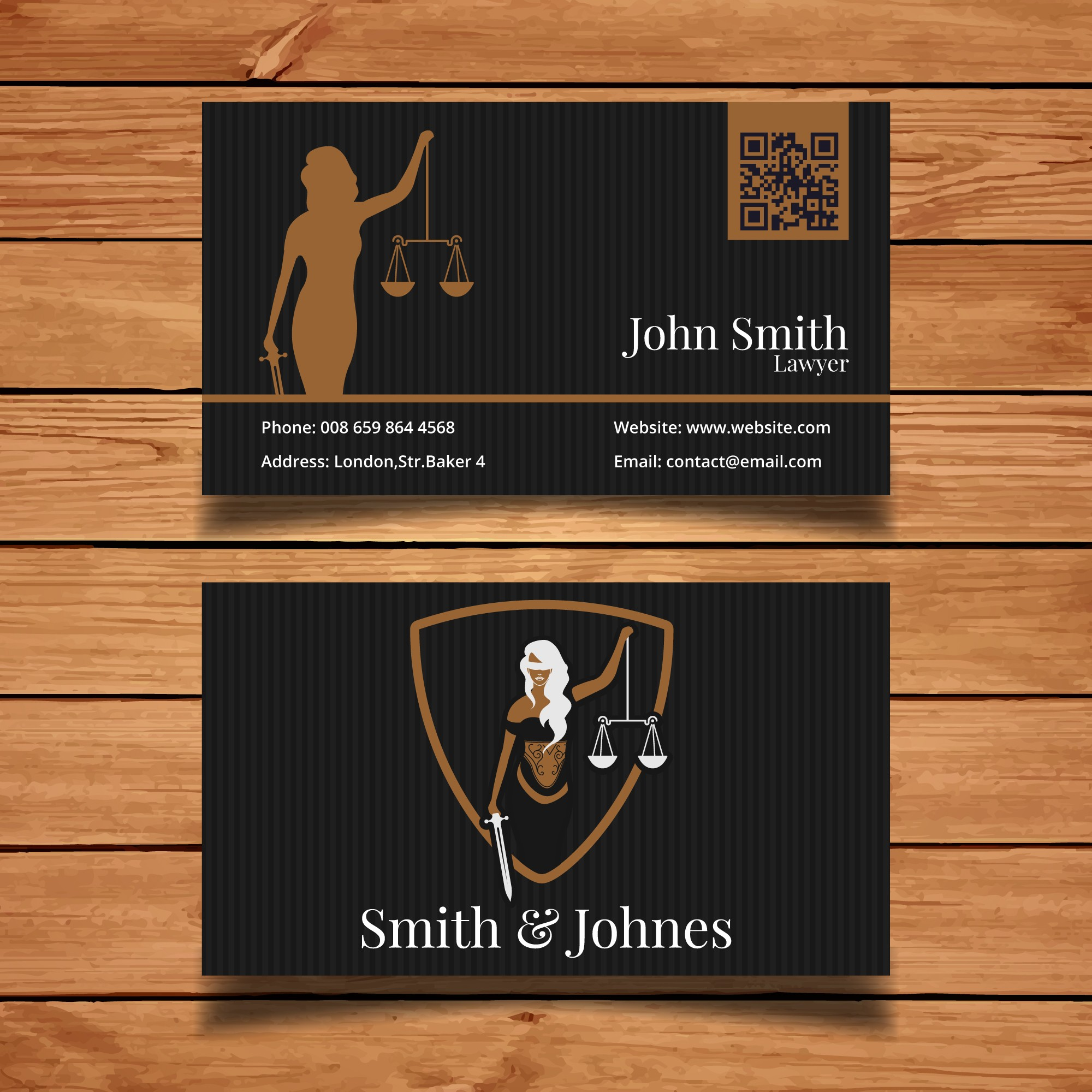 Plantillas o diseños de tarjetas personales y flyer variados ...