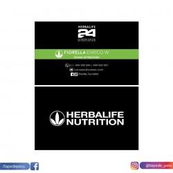 Tarjetas Personales Herbalife