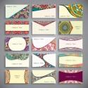 Plantilla: Tarjeta de visita o negocio estilo boho - PT00019